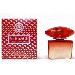 VERSACE CRYSTAL ONLY RED WOMEN EDT 90ml